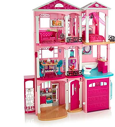 Barbi evleri