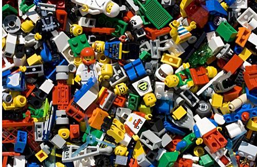 En çok satan lego-oyuncaklar