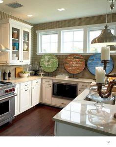 Mutfaklar için dolap modelleri